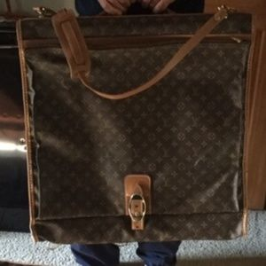 Louis Vittion Large Garment bag